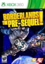2K games Borderlands The Pre-Sequel / Xbox 360